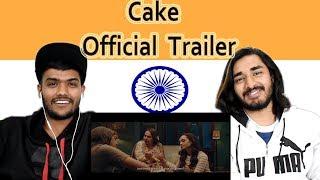 Indian reaction on Cake Trailer | Aamina Sheikh | Sanam Saeed | Adnan Malik | Mikaal | Swaggy d