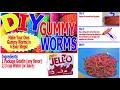 Фрагмент с середины видео DIY Jello Worms, Corinne VS Pin #3