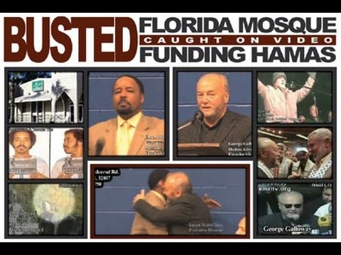Busted - Orlando Mosque Finances Hamas Fundraiser