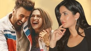 Ranbir Kapoor opens up about Katrina Kaif's REACTION on Tamasha TRAILER