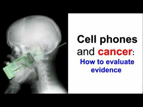 Cell Phones Cause Cancer?
