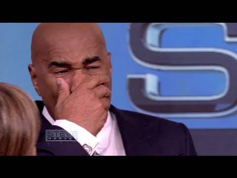 Steve Harvey Breaks Down After Seeing His Mama's House - UCEs-zSwH2NYGskxF-ptoT1w