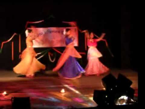 GROUP DANCE PERFORM BY