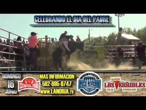 ¡¡¡PROMO!!! Ranchos Los TERRIBLES y Ezequiel Peña Pico Rivera 16 de Junio (1080p HD)