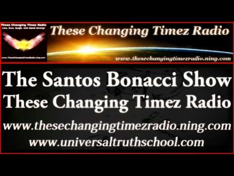 The Santos Bonacci Show - These Changing Timez Radio - April 5th, 2012 - Andrew Norton Webber