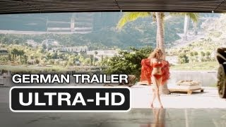 Elysium German Trailer 4K Ultra-HD (2013) - Matt Damon Movie HD
