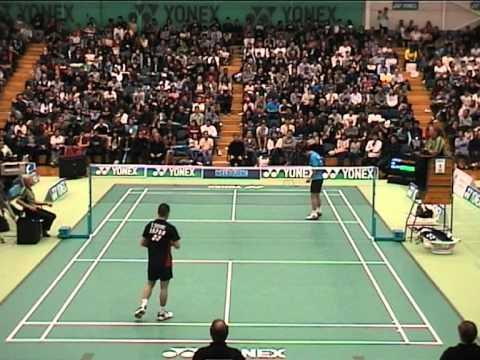 Badminton Australia Open MS Final 2011 Part 4.mpg