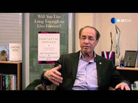 Ray Kurzweil — Immortality by 2045
