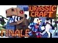 Minecraft FINALE | Jurassic Craft - Dinosaurs