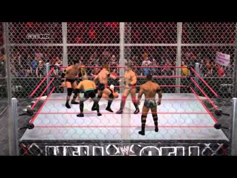 My SvR 2011 Universe - Week 23-3 - Hell in a Cell