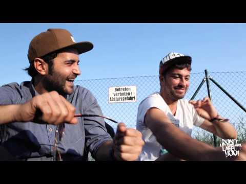CHEFKET SPLASH! - VIDEOBLOG ('Was Wir Sind' feat. Marteria)