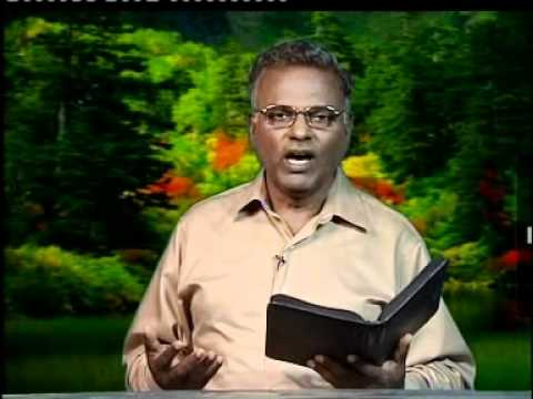 How to understand Bible Prophecy? Tamil Sermon by Pr. Shadrach Samuel