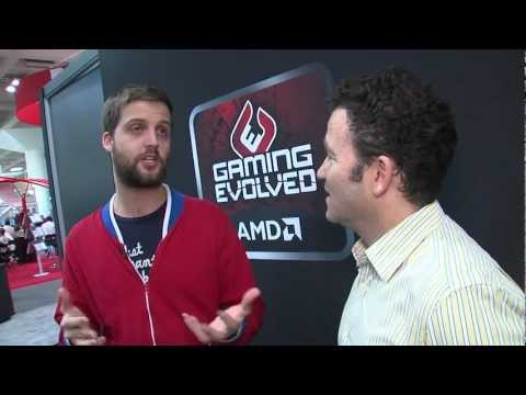 AMD and Adobe at GDC 2012 - Interview with Thibault Imbert, Flash Player Product Manager