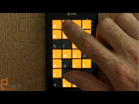 Windows Phone Mango (June pre-release) demo