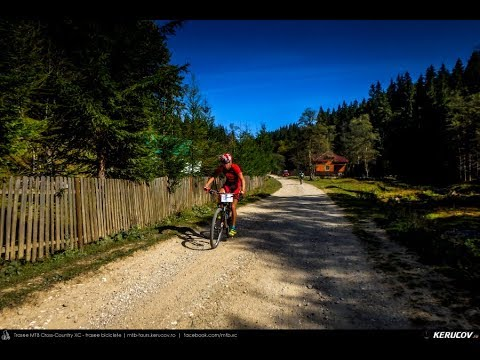 VIDEOCLIP Traseu MTB Cheia MTB Challenge 2017: Cheia - Valea Stanii - Poiana Stanei / semimaraton [VIDEO]