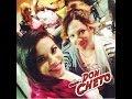Rosie Rivera y Jacqie Campos en -Show de Don Cheto-