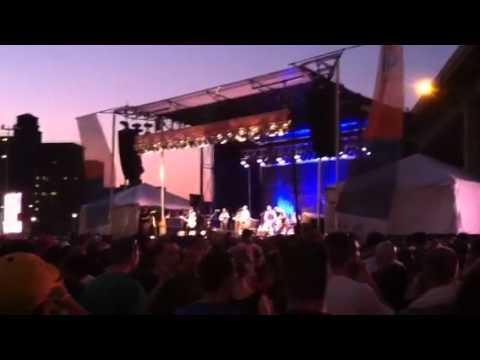Flogging Molly (Speed of Darkness) @ Buffalo Rocks the Harbor (7/31/11)