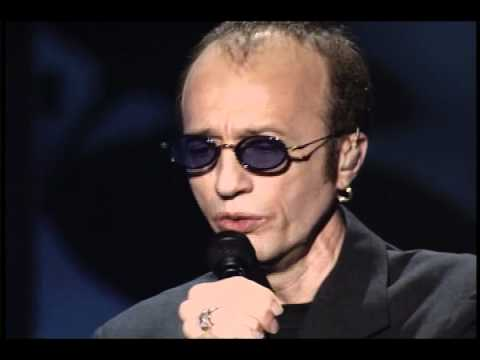 Bee Gees - HD - I Started a joke (Live One Night Only 1997)
