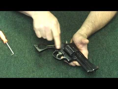 Gun Works - Taurus 608 (.357 Magnum Revolver) 1/2