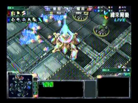 2011/6/25 TeSL星海2-鋼鐵人Vs太陽神 4