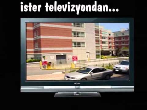 ANKARA güvenlik kamera sistemleri apartman güvenlik kamera sistemleri