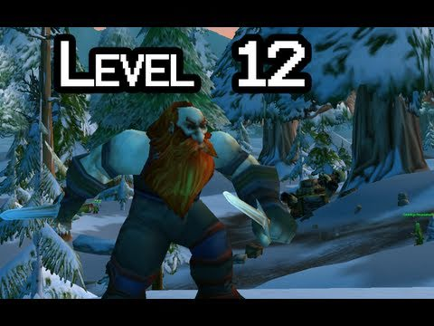 Let-s Play WoW with Nilesy - Level 12 (World of Warcraft Gameplay/Commentary/Lets Play)