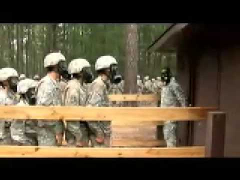 US Army Basic Combat Training