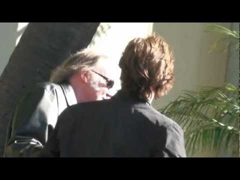 Paul McCartney's Hollywood Walk of Fame Ceremony - Neil Young's Speech 02-09-12