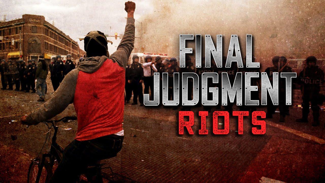 Black Riots Vs. White Riots