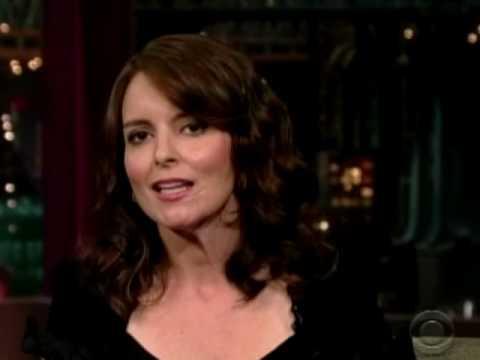 Tina Fey On Palin Persona
