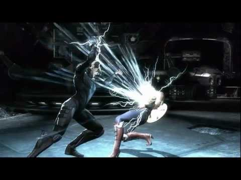 INJUSTICE - Nightwing & Cyborg