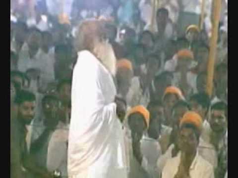 Pujya Bapuji - Prem Drishti Rahe (Bhajan : Narayan Swami Jee)