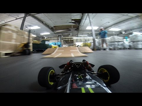 Tacon Soar RC Car - GoPro