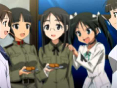 Strike Witches PS2 OP for Anata to Dekiru Koto ~A Little Peaceful Days~ Ishida Youko - Private Wing