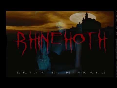 Rhinehoth a New Horror Novel by Brian E. Niskala Available Now on Amazon.com