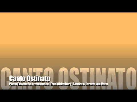 Canto Ostinato four pianos, De Schalm, Veldhoven.m4v