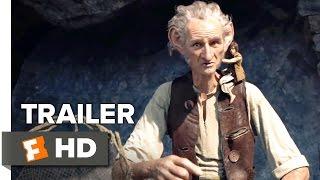 The BFG Official Trailer #2 (2016) - Mark Rylance, Bill Hader Movie HD