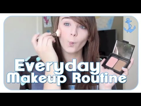 My Everyday Makeup Routine -f8my7l1B3MM