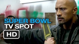Snitch Super Bowl Preview (2013) - Dwayne Johnson Movie HD