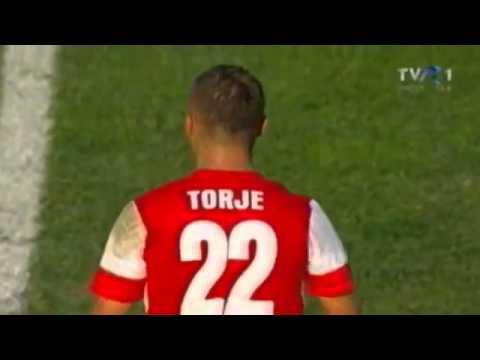 Gabriel Torje gol superb contra Vorskla Poltava