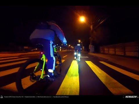 VIDEOCLIP Miercurea Bicicletei / tura 25 octombrie 2017 [VIDEO]