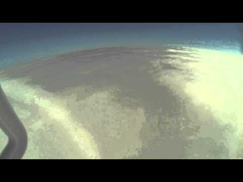 Dji Phantom Crash From Above The Clouds With GoPro