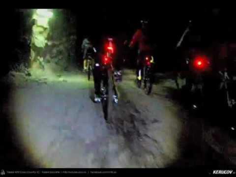 VIDEOCLIP Traseu MTB Salina Slanic Prahova - Calatorie spre Centrul Pamantului (concurs MTB XCO)