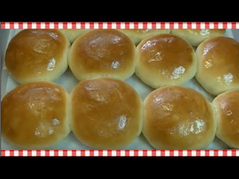 Homemade Burger Buns Recipe!  Noreen's Kitchen