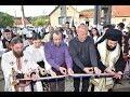 Sfințirea Centrului de tineret din Parohia Moniom