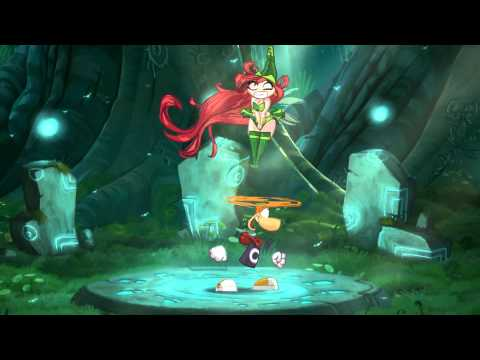 PS Vita - Rayman Origins Trailer