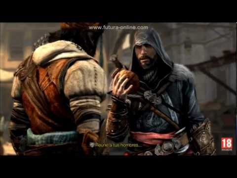 Assassins Creed Revelations Gameplay Demo E3 [ESP SUB] HD