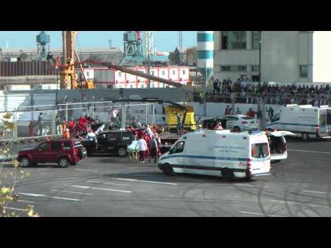 Baku City Challenge CRASH of F1 Classic