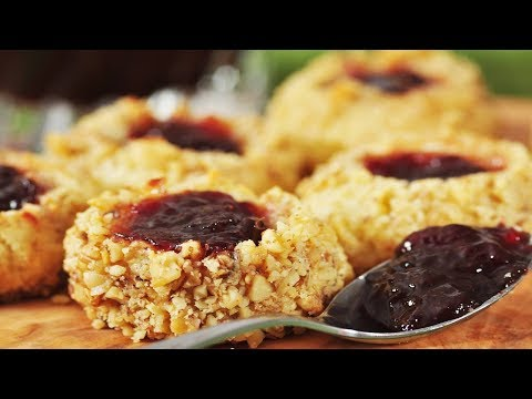 Thumbprint Cookies (Classic Version) - Joyofbaking.com