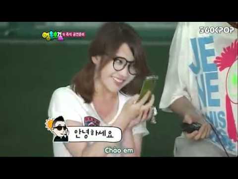 Game show heroes tập 2 với IU,Ji Yeon và GaHee part 3